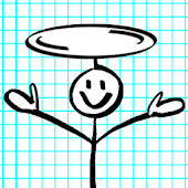 Arrow Stickman: Fly Like Plane