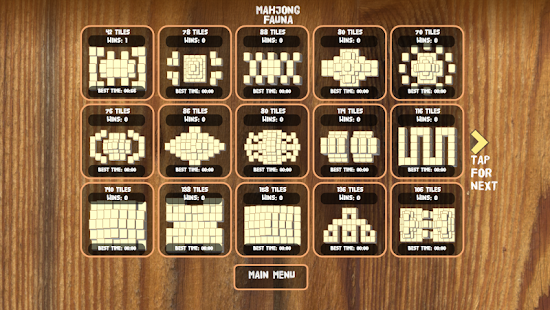 Mahjong Animal Tiles: Solitaire with Fauna Pics- screenshot thumbnail