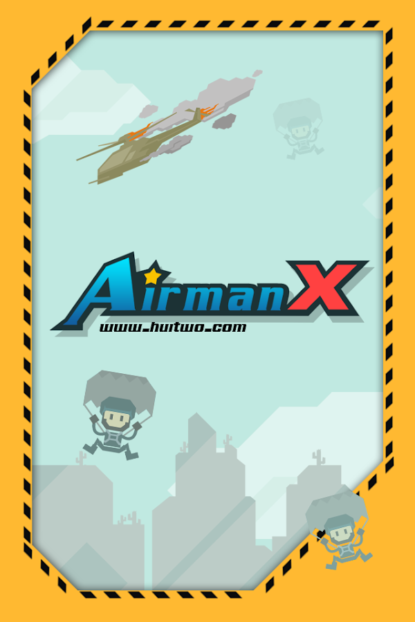 Airman X- screenshot