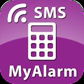 MyAlarm SMS Control