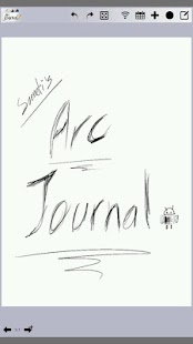 Arc Journal Lite - screenshot thumbnail