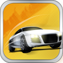 3D City Surfers Car Race Free icon
