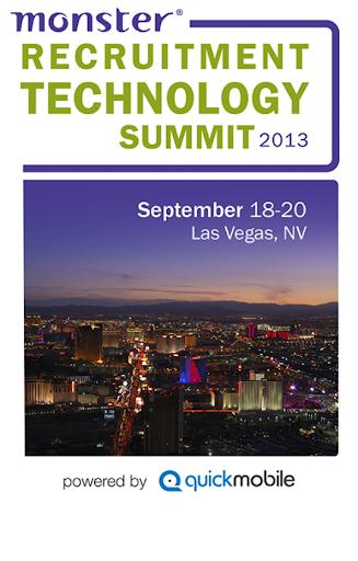 Recruitment Tech Summit 2013