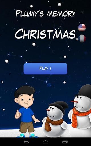 【免費教育App】Christmas Kid Fun memory Game-APP點子
