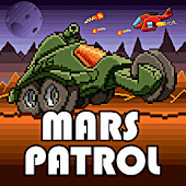 Mars Patrol - Space Shooter