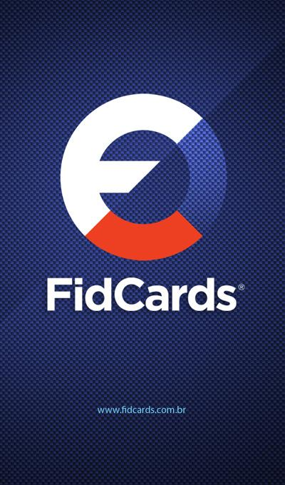 FidCards®: captura de tela