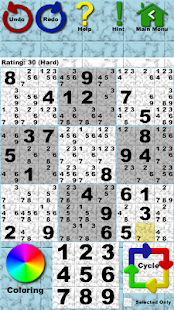Sudoku Helper (Free Version)- screenshot thumbnail