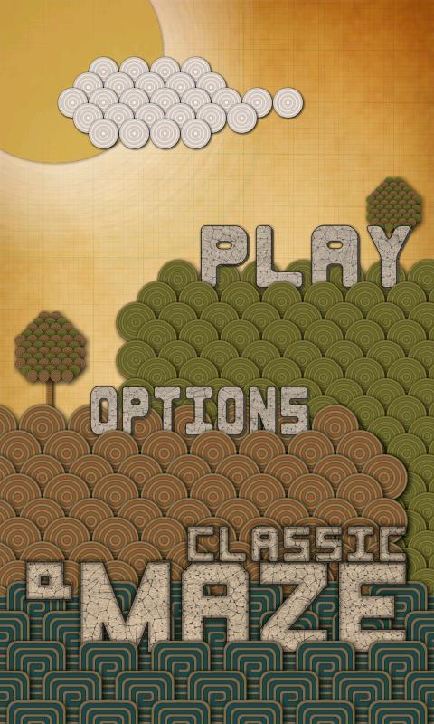 aMAZE CLASSIC - Maze Escape- screenshot
