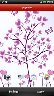 玩娛樂App|時尚簡潔愛心動態壁紙免費|APP試玩