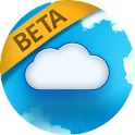 Everything.me Home (Beta) logo