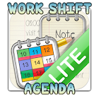 WorkShift Agenda Lite icon