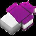 Apex Pro/Go Launcher ics pink logo