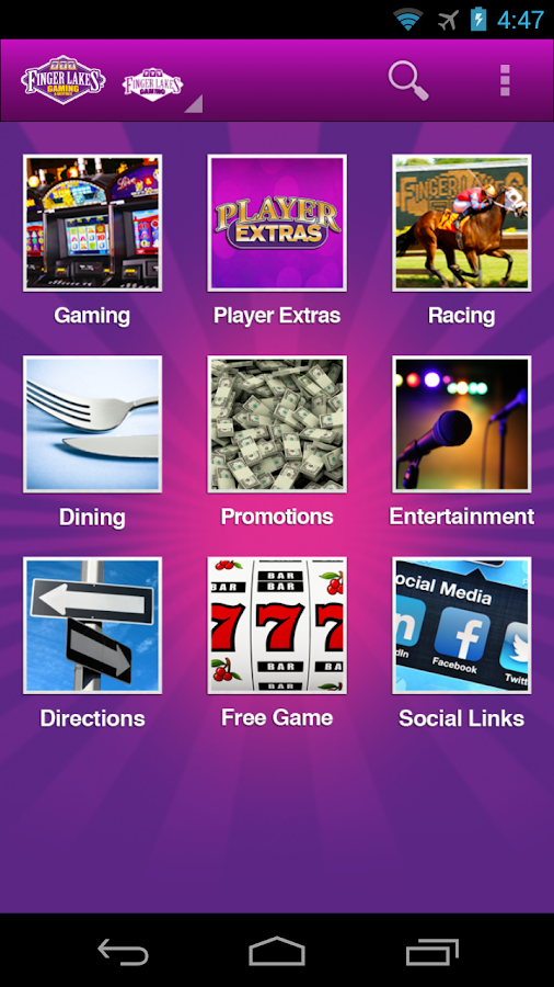 Finger Lakes Gaming Racetrack - screenshot