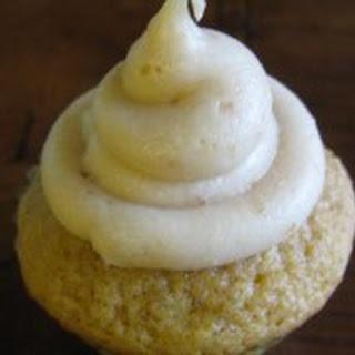 Pumpkin Spice Cupcakes.