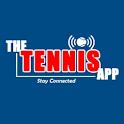 The Tennis App logo