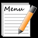 献立メモ logo