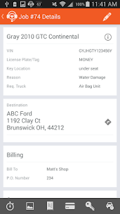 Dispatch Anywhere for Drivers- screenshot thumbnail