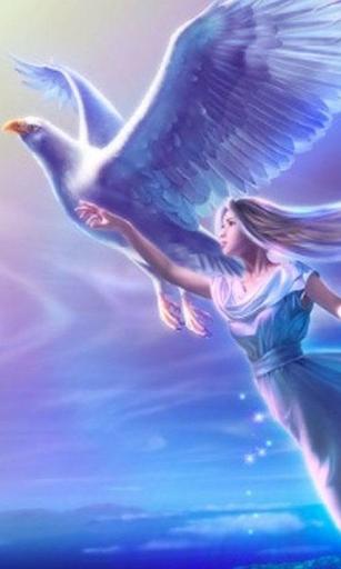 Angel Live Wallpaper es 1