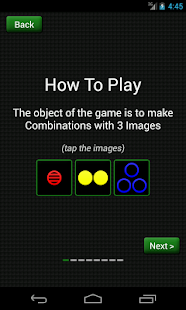 Combinations - screenshot thumbnail
