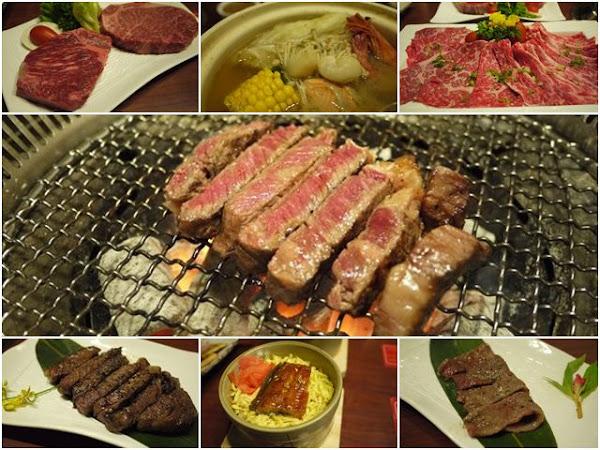 台北板橋 燒肉天國 和牛套餐體驗(下)~誘人噴汁的和牛滋味