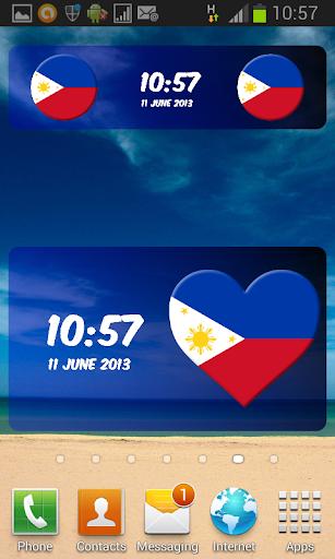玩運動App|Philippines Digital Clock免費|APP試玩