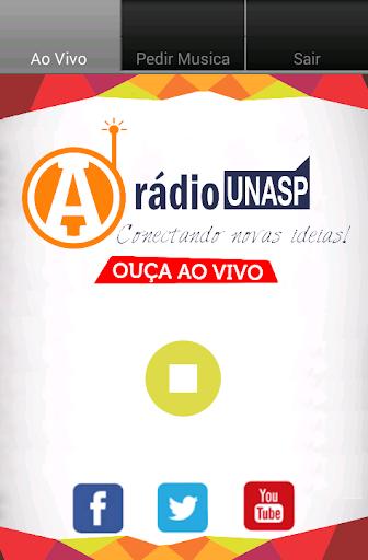 Rádio Unasp Player