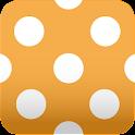 cute polkadots wallpaper ver8 icon