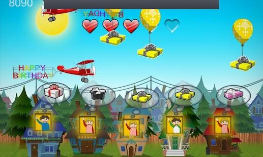 Birthday Floating Presents - screenshot thumbnail