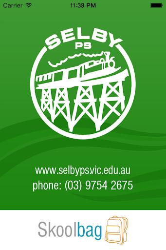 Selby Primary School Skoolbag