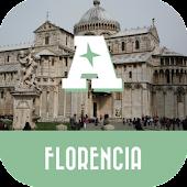 Florencia guía mapa offline