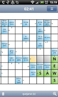 Learn English with Crosswords- screenshot thumbnail