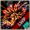 Fireworks 4D Live Wallpaper icon