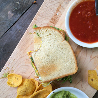 Greek Salad Sandwiches go Organic with Oroweat's new Organic Whole Wheat Bread