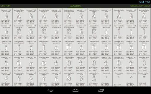 【免費書籍App】Character Codes-APP點子