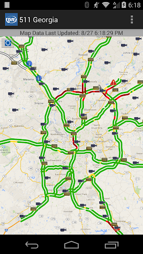 511 Georgia & Atlanta Traffic   Apps on Google Play