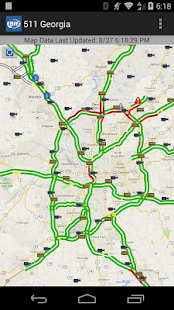 511 Georgia & Atlanta Traffic- screenshot thumbnail
