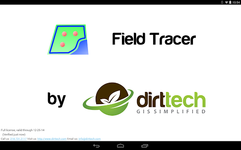 Field Tracer- screenshot thumbnail