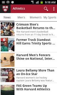 Harvard Mobile - screenshot thumbnail