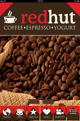 redhutt Coffee