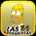 Las 31 Preguntas: Los Simpsons icon