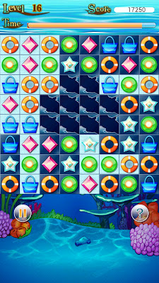 Aqua Jewel Plus - screenshot