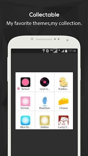 【免費工具App】Easy Touch(粉紅愛心風格)-APP點子