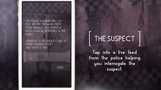 The Suspect: Police Scanner- screenshot thumbnail