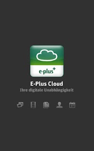 E-Plus Cloud - screenshot thumbnail