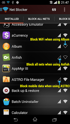 Net Blocker