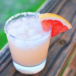 Sparkling Grapefruit Cocktail.