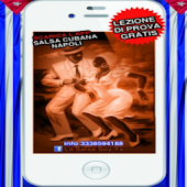 Salsa Cubana Napoli