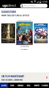UGC Direct - Films et Cinéma - screenshot thumbnail