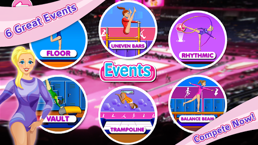 Elite Gymnastics Game