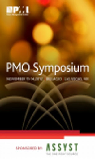 PMI PMO Symposium 2012